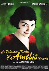 Poster Le fabuleux destin d'Amélie Poulain
