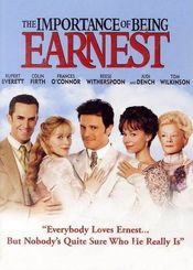 Poster The Importance of Being Earnest