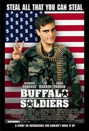 Poster Buffalo Soldiers