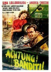 Poster Achtung! Banditi!