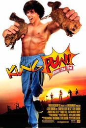 Poster Kung Pow!: Enter the Fist