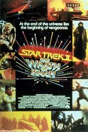 Poster Star Trek: The Wrath of Khan