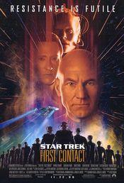 Poster Star Trek: First Contact