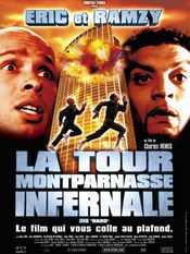 Poster La Tour Montparnasse infernale
