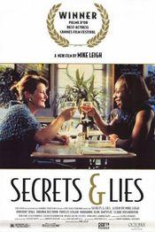 Poster Secrets & Lies