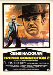 Poster French Connection II