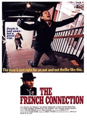 Poster The French Connection