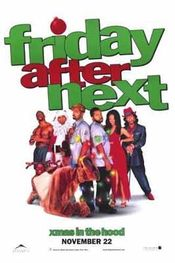 Poster Friday After Next