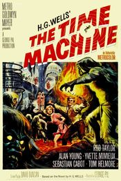 Poster The Time Machine