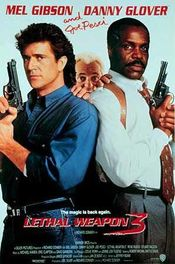 Poster Lethal Weapon 3