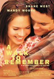 Poster A Walk to Remember
