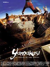 Poster Yamakasi - Les samurais des temps modernes