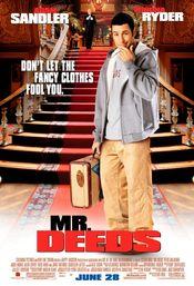 Poster Mr. Deeds