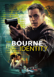 Poster The Bourne Identity