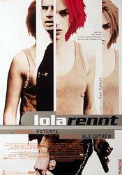 Poster Lola rennt