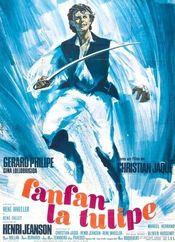 Poster Fanfan la Tulipe