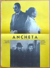 Poster Ancheta