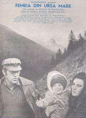 Poster Femeia din Ursa Mare
