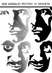 Poster Doi barbati pentru o moarte