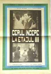 Poster Cerul incepe la etajul III