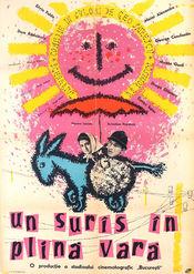 Poster Un surâs în plină vară