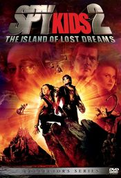 Poster Spy Kids 2: The Island of Lost Dreams