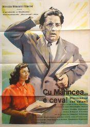 Poster Cu Marincea e ceva
