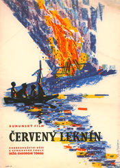 Poster Nufărul roșu