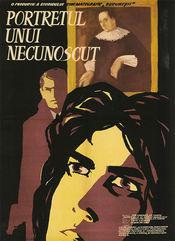 Poster Portretul unui necunoscut