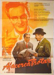 Poster Afacerea Protar