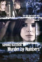 Poster Murder by Numbers