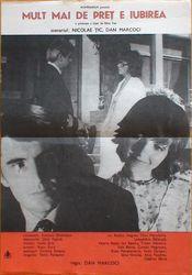 Poster Mult mai de pret e iubirea