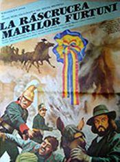 Poster La rascrucea marilor furtuni