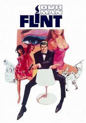 Poster Our Man Flint