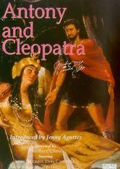 Poster Antony and Cleopatra