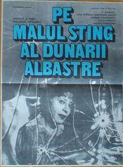 Poster Pe malul stâng al Dunării albastre