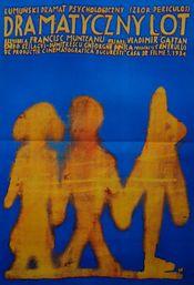 Poster Zbor periculos