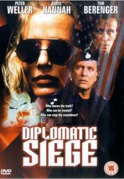 Poster Diplomatic Siege