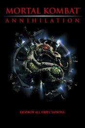 Poster Mortal Kombat 2: Annihilation