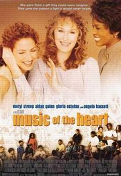 Poster Music of the Heart