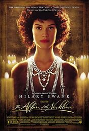 Poster The Affair of the Necklace