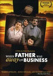 Poster Otac na sluzbenom putu