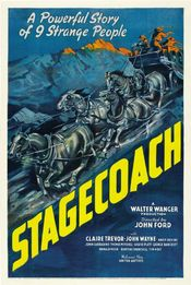 Poster Stagecoach