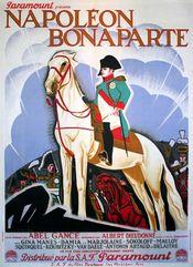 Poster Napoléon Bonaparte