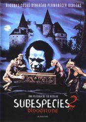 Poster Bloodstone: Subspecies II
