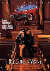 Poster My Cousin Vinny