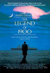 Poster La Leggenda del pianista sull'oceano