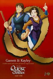 Poster Quest for Camelot