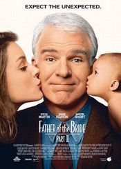 Poster Father of the Bride Part II