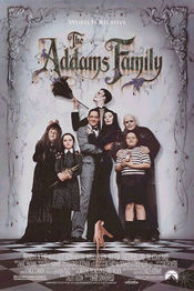 Poster The Addams Family